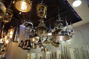 3 - Brass Lights, Copper Lights, Metal Lights