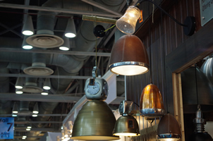 45 - Brass Lights, Copper Lights, Metal Lights