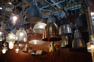 47 - Brass Lights, Copper Lights, Metal Lights
