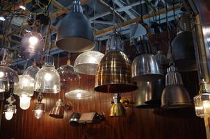 47 - Brass Lights, Copper Lights, Metal Lights