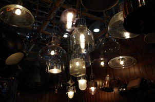 48 - Brass Lights, Copper Lights, Metal Lights