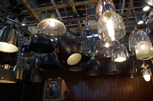 49 - Brass Lights, Copper Lights, Metal Lights