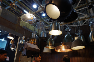 50 - Brass Lights, Copper Lights, Metal Lights