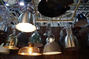 51 - Brass Lights, Copper Lights, Metal Lights
