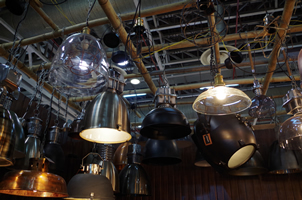 52 - Brass Lights, Copper Lights, Metal Lights