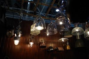 54 - Brass Lights, Copper Lights, Metal Lights