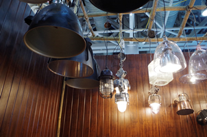 55 - Brass Lights, Copper Lights, Metal Lights