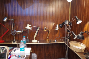 57 - Brass Lights, Copper Lights, Metal Lights