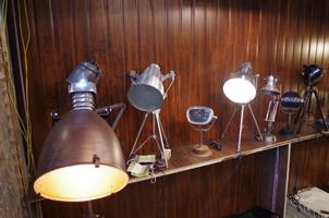 59 - Brass Lights, Copper Lights, Metal Lights