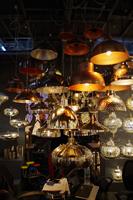 60 - Brass Lights, Copper Lights, Metal Lights