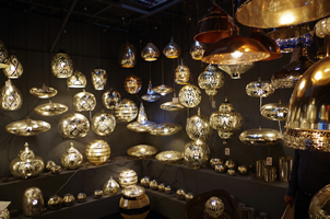 62 - Brass Lights, Copper Lights, Metal Lights