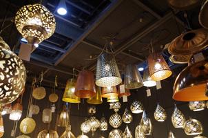 68 - Brass Lights, Copper Lights, Metal Lights