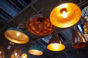 72 - Brass Lights, Copper Lights, Metal Lights