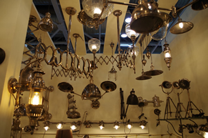77 - Brass Lights, Copper Lights, Metal Lights