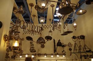 77 - Brass Lights, Copper Lights, Metal Lights