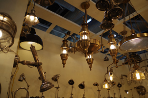 79 - Brass Lights, Copper Lights, Metal Lights