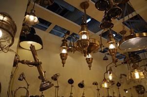 79 - Brass Lights, Copper Lights, Metal Lights