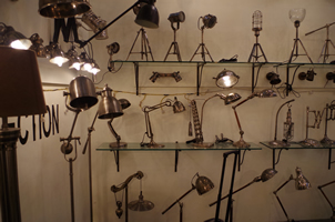 81 - Brass Lights, Copper Lights, Metal Lights