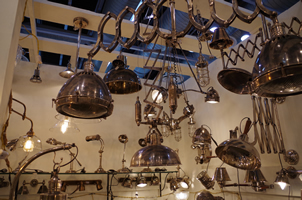 86 - Brass Lights, Copper Lights, Metal Lights