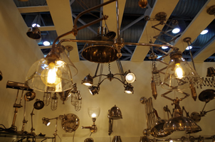 89 - Brass Lights, Copper Lights, Metal Lights