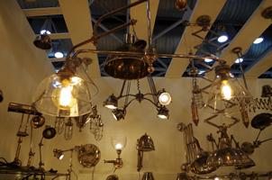 89 - Brass Lights, Copper Lights, Metal Lights