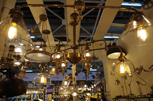 91 - Brass Lights, Copper Lights, Metal Lights