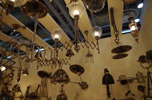 97 - Brass Lights, Copper Lights, Metal Lights