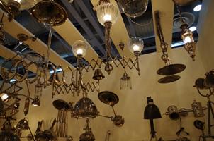 97 - Brass Lights, Copper Lights, Metal Lights