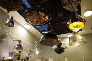 9 - Brass Lights, Copper Lights, Metal Lights