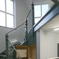 Stainless Steel Handrail - Ipswich