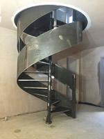 Bespoke Mild Steel Staircase - Trowbridge